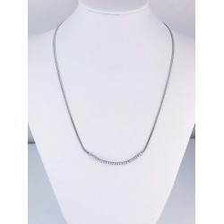 Necklace with Cubic Zirconia
