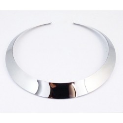 STAINLESS STEEL CHOKER WITH BALL