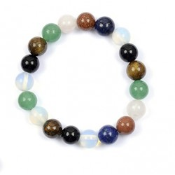 ASSORTIMENT DE PIERRES - BRACELET
