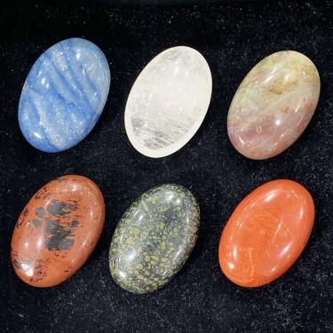 Galets en pierre naturelle